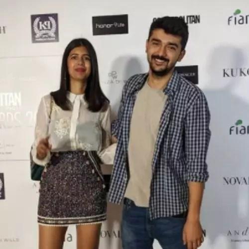 Mohak Papola and Sejal Kumar