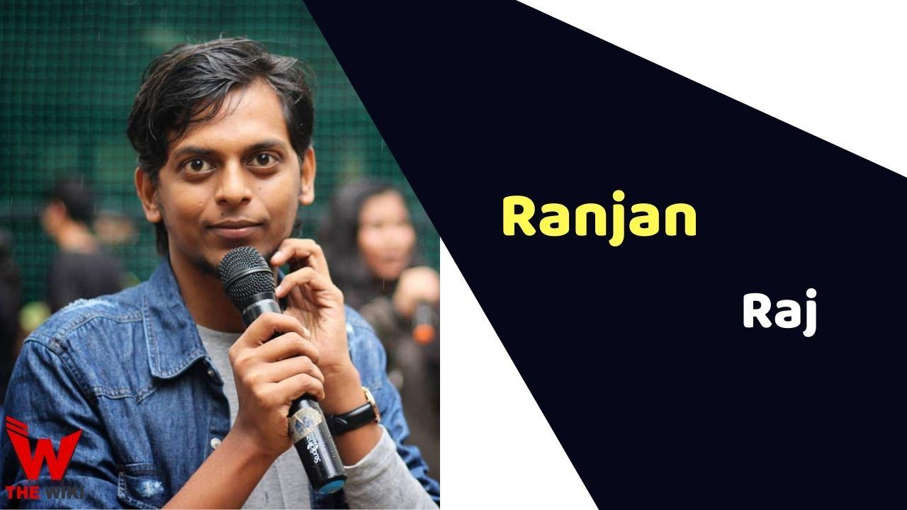 Ranjan Raj (Actor)