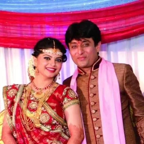 Sneha Wagh and Anurag Solanki
