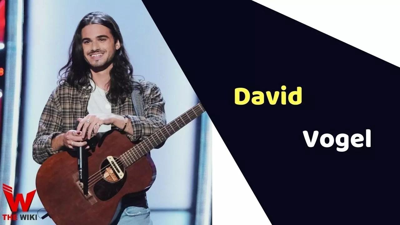 David Vogel (The Voice)