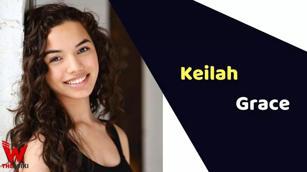 Keilah Grace (The Voice)