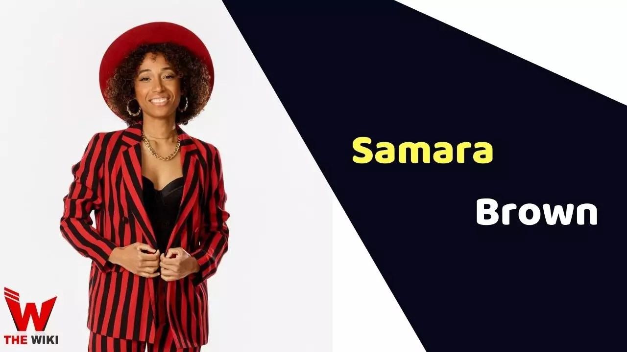 Samara Brown (The Voice)