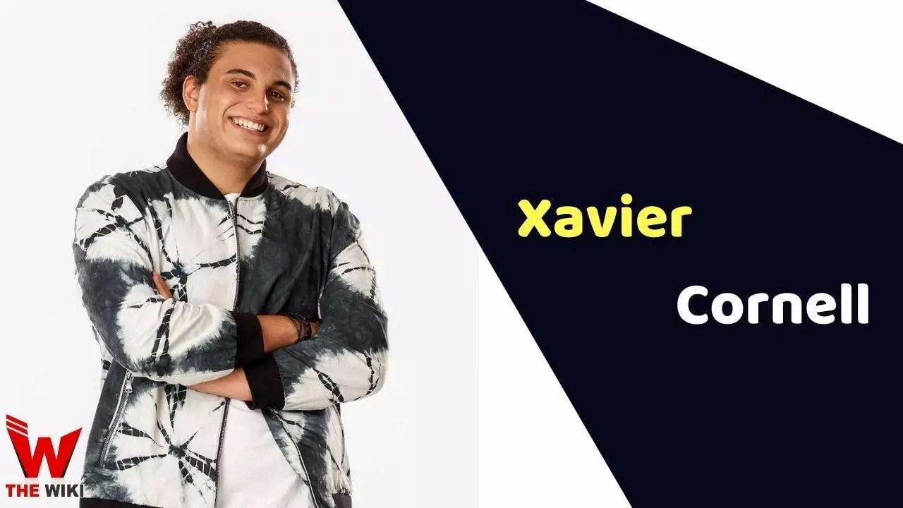Xavier Cornell (The Voice)