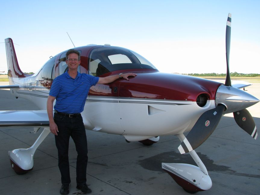 2008 Cirrus Perspective SR22TN Turbo, photo credit wikiWings
