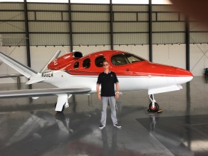 2018 SF50 Cirrus Vision Personal Jet Generation One, photo credit wikiWings