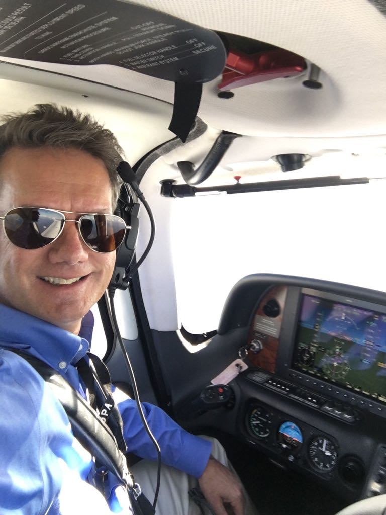 General Aviation pilot and AOPA Member