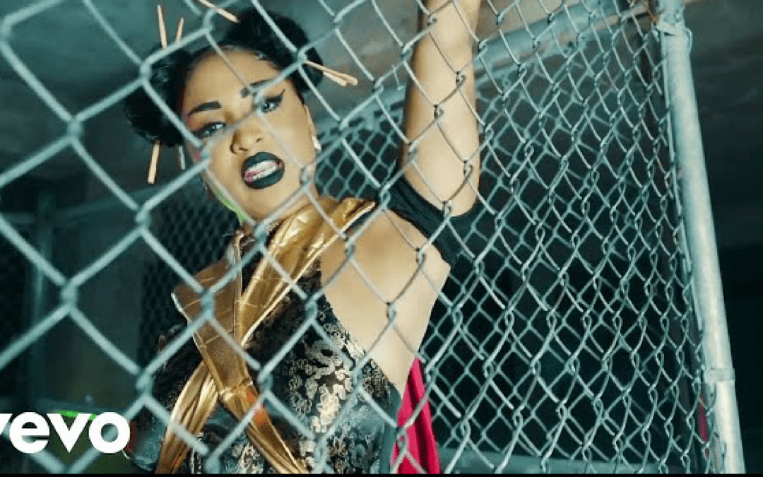 "New Visuals for ""ShengYeng Anthem"" by Shenseea"