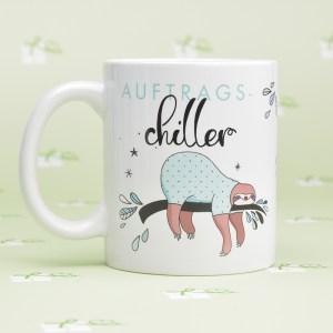 Faultier - AuftragsChiller