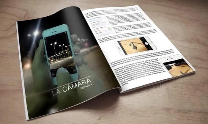"""""""iPhoneografía paso a paso"""", una guía para obtener obtener mejores fotos con el iPhone."""