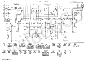 Diagram Of Engine On 1993 Toyota 240sx 2 4 L | Wiring Library
