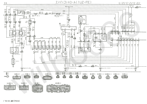 1uzfe wiring harness  Diagrams online