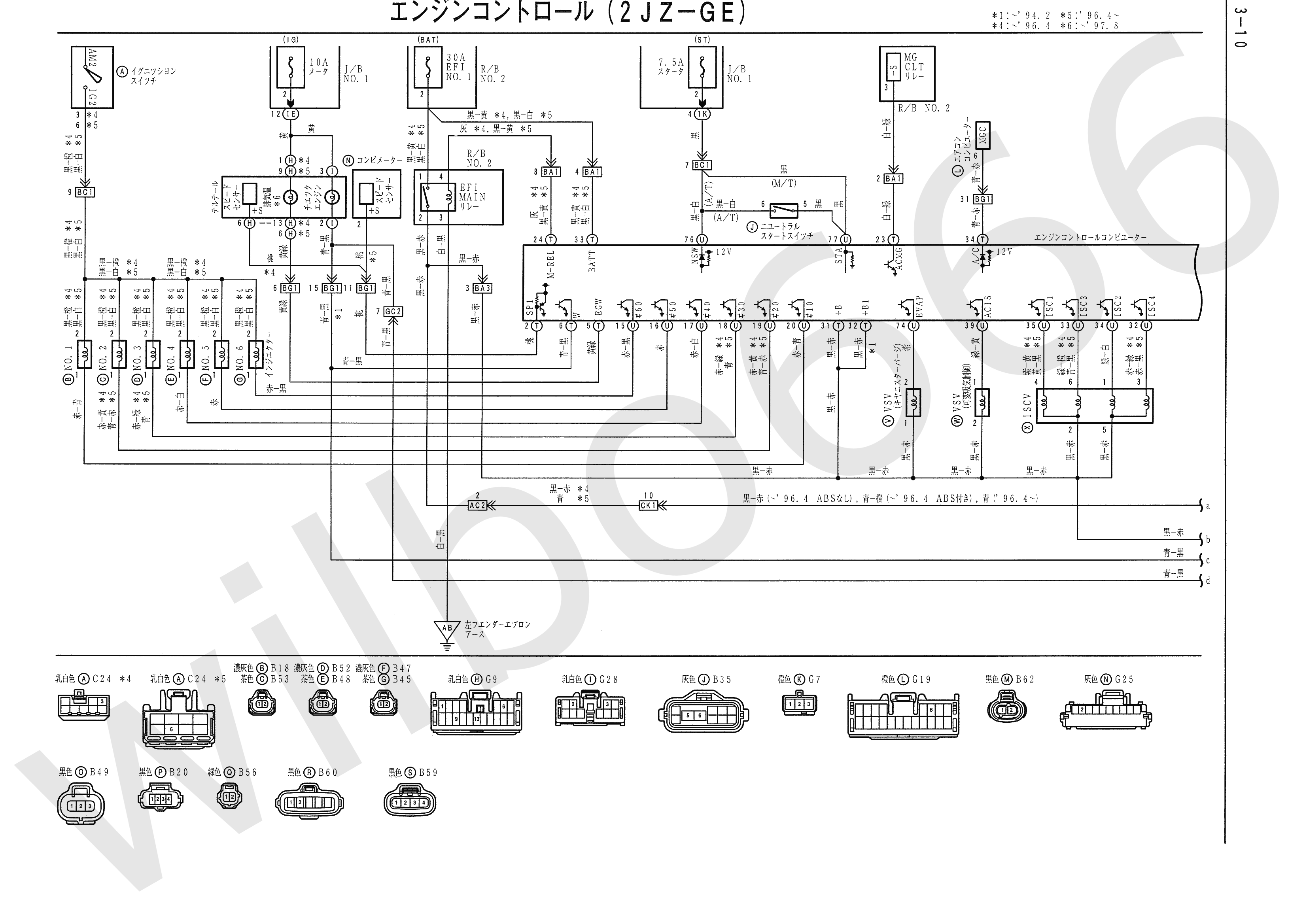 2jz Ge Wiring Diagram