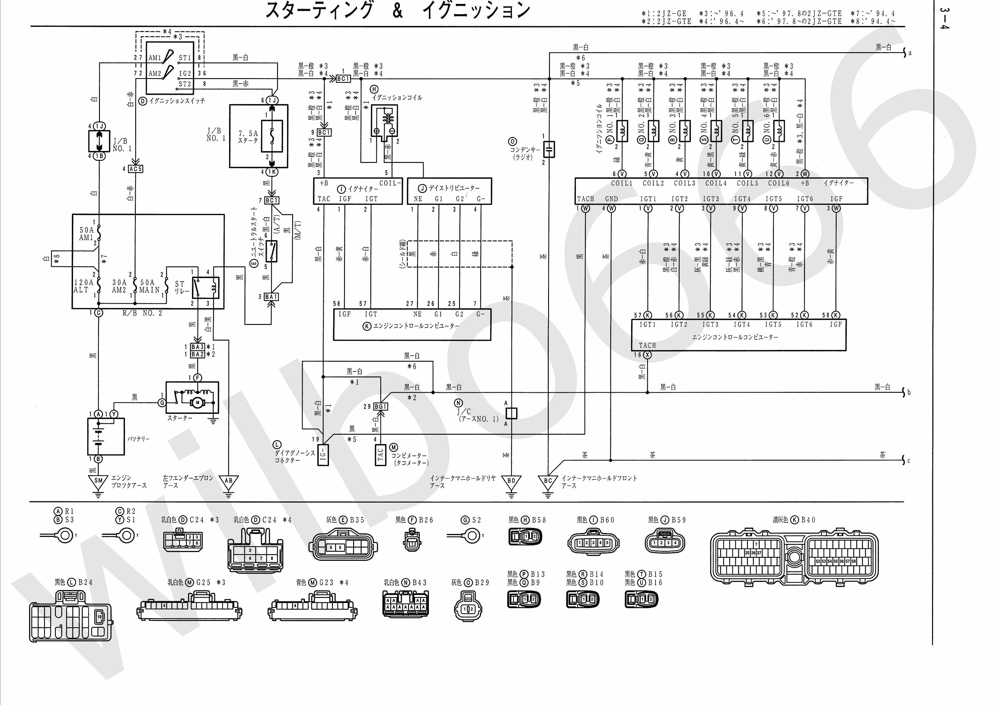 JZA80 Electrical Wiring Diagram 6742505 3 4?resize\\\\\\\\=665%2C471 bobcat 3400 wiring diagram john deere gator wiring diagram, ford ford 3400 wiring diagram at readyjetset.co