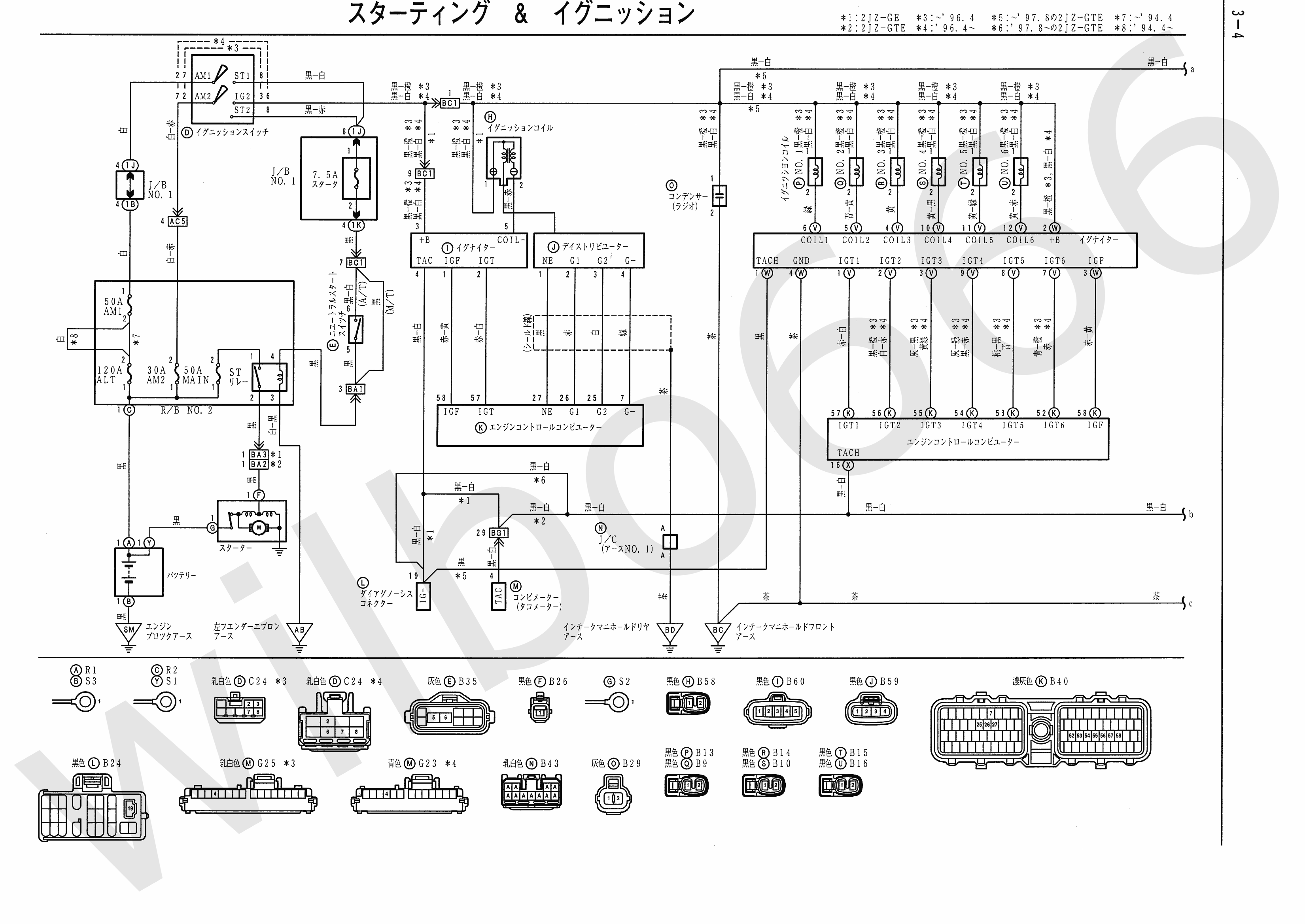 JZA80 Electrical Wiring Diagram 6742505 3 4?resize=665%2C471 100 [ 1jz ge auto help mechanical electrical pakwheels forums cressida 1jz wiring harness at soozxer.org