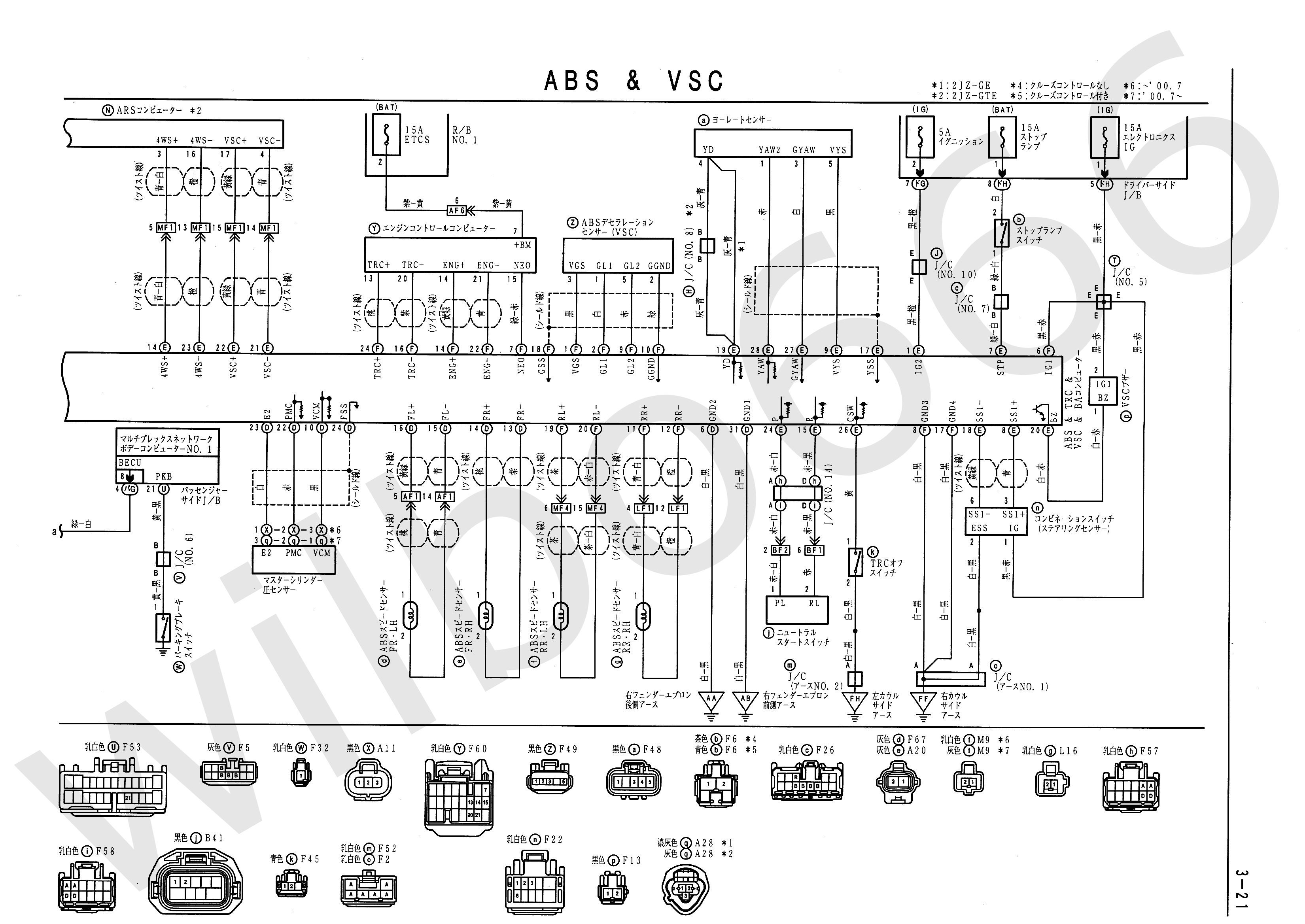 JZS161 Electrical Wiring Diagram 6748505 3 21?resize\\\\\\\\\\\\\\\=665%2C471 model a wiring diagram & model \\\
