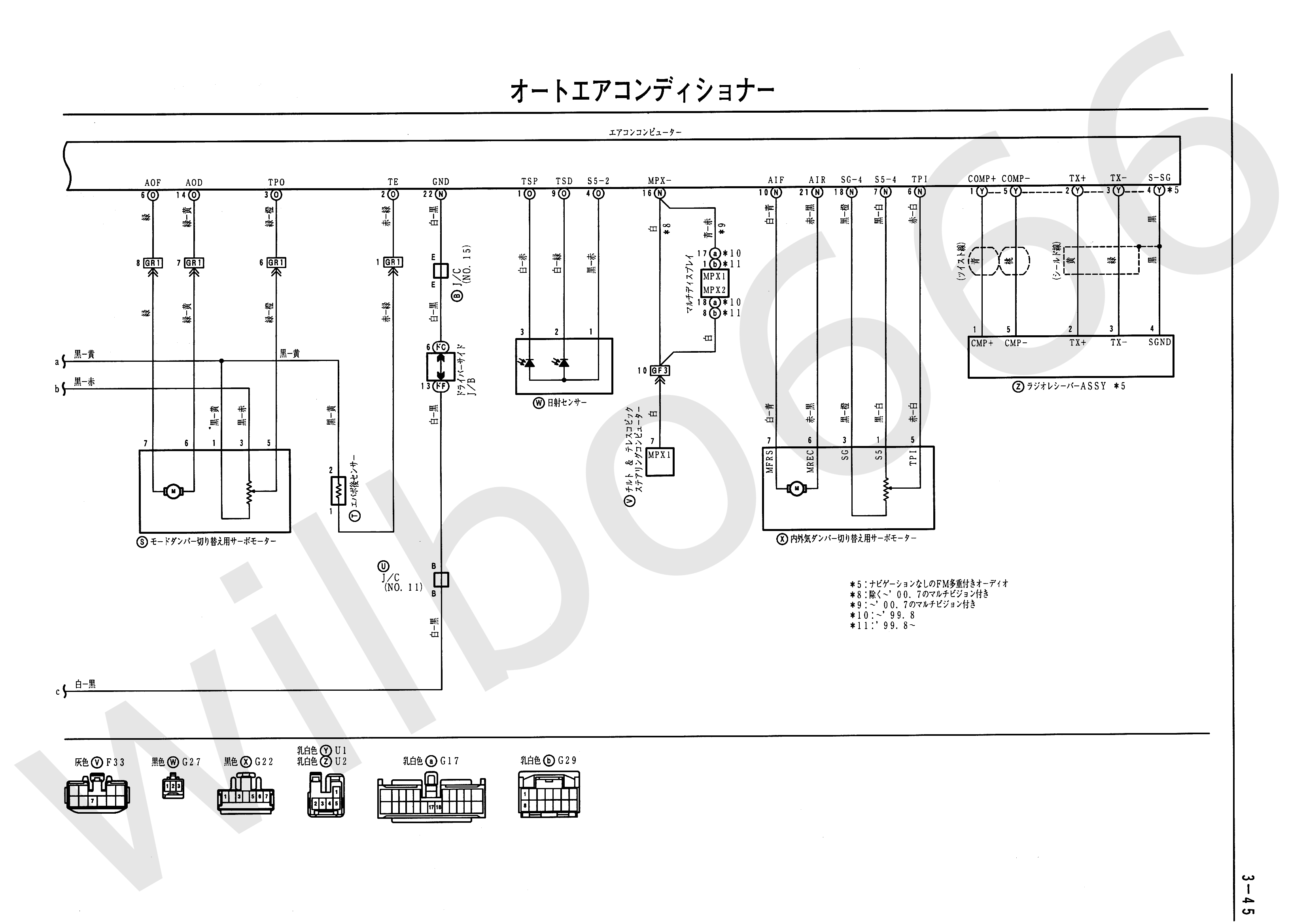 JZS161 Electrical Wiring Diagram 6748505 3 45?resize\\\\\=3300%2C2337 gy6 50cc wiring diagram gy6 regulator wiring diagram \u2022 wiring International Prostar Front Grill at bayanpartner.co