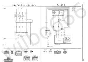 wilbo666  2JZGTE VVTi JZA80 Supra Engine Wiring