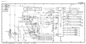 wilbo666  6MGEU MZ12 Soarer Engine Wiring