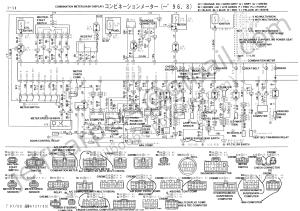 [WRG5324] Toyota Mark X Ecu Wiring Diagram