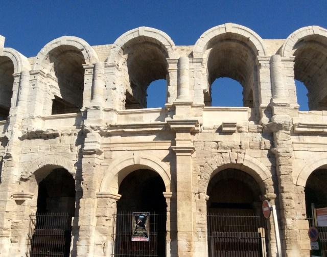 Amphitheatre, Arles, France