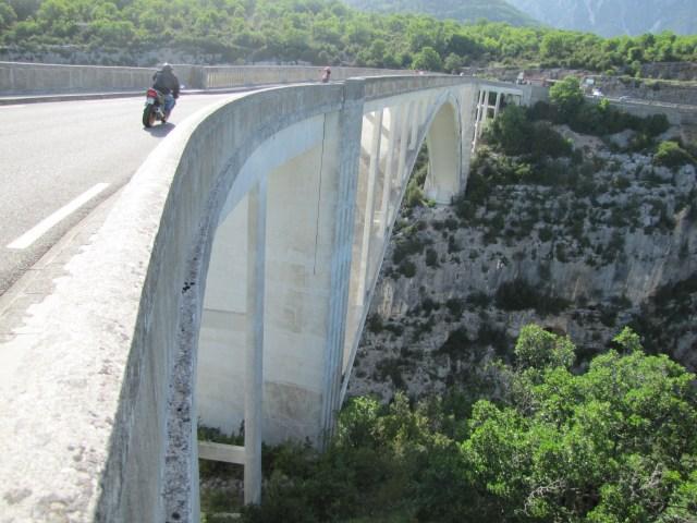 The Verdon Gorge, Provence, France