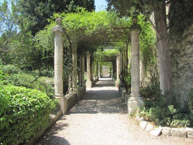 Jardins de l'Abbaye Saint-André, Villeneuve-lès-Avignon, France