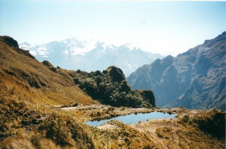 Dead Woman's Pass, Inca Trail, Peru