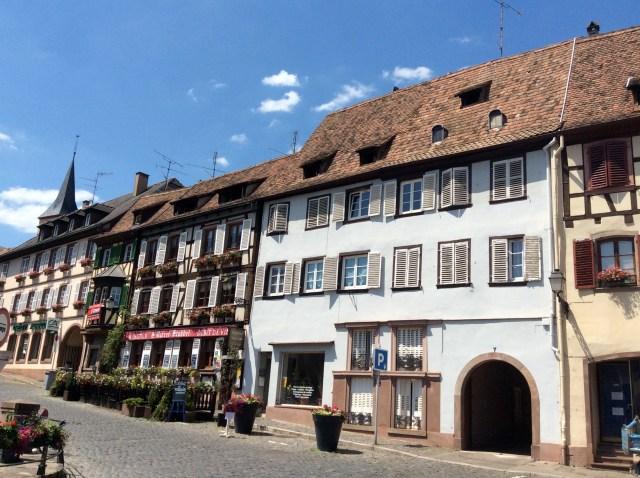 Mittelbergheim, Alsace, France