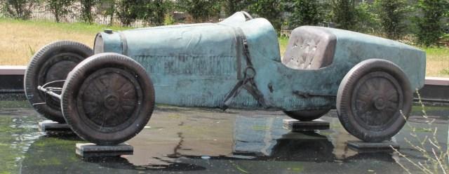 Model Bugatti, Molsheim, France