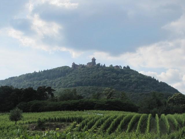 Haut Koenigsbourg, Alsace, France