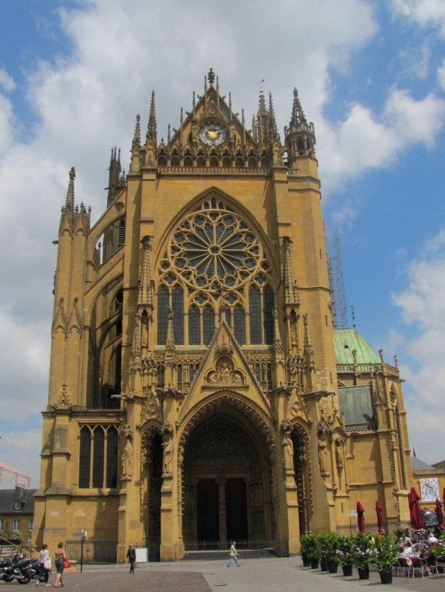 Metz Cathedral, France