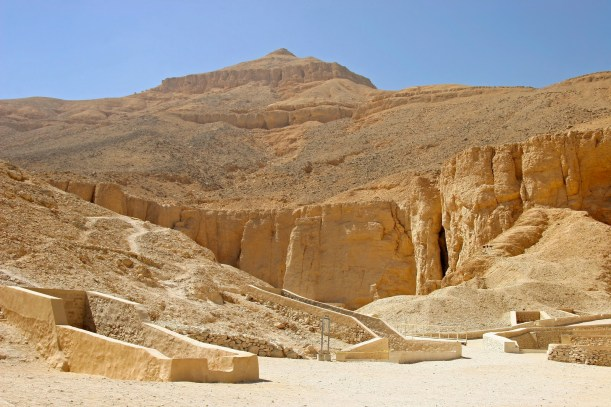 Egypt, Africa, Valley of the Kings 13