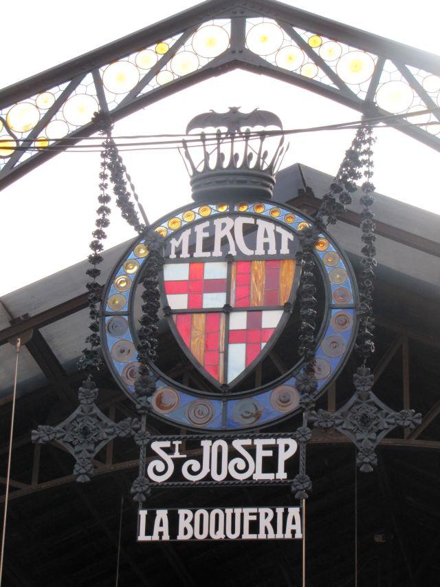 Barcelona Market, Las Ramblas