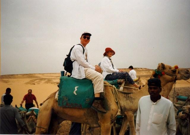 Luxor, Egypt Camel