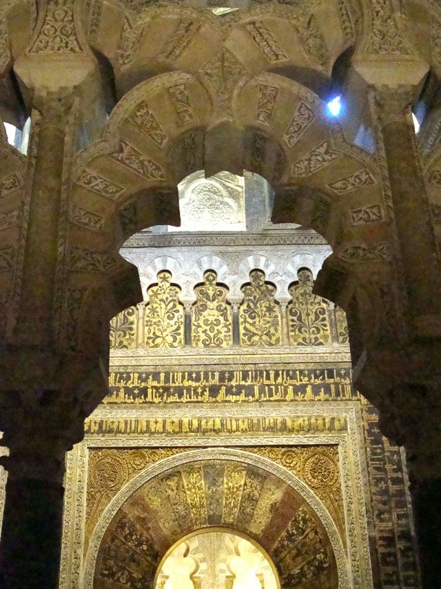The Mezquita, Cordoba, Spain