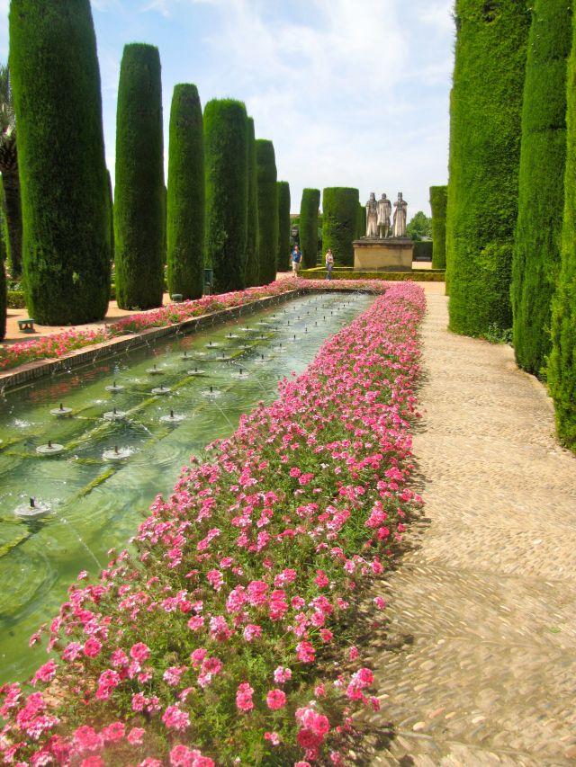 Cordoba Alcazar Gardens, Spain