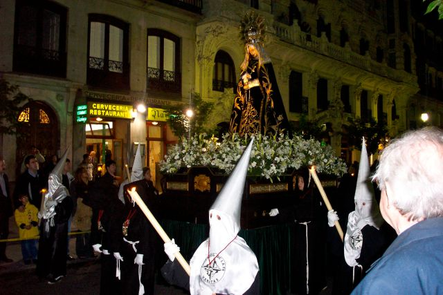 Easter Parade, Madrid, S
