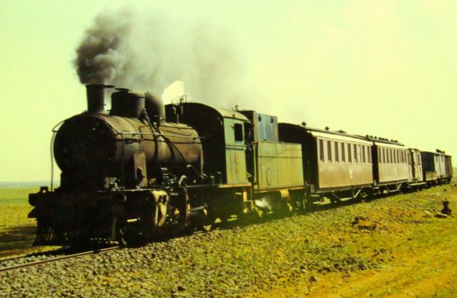 Pilgrim Train, Damascus