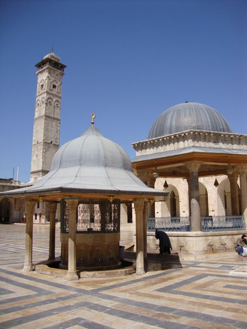 Great Mosque, Aleppo, Syria