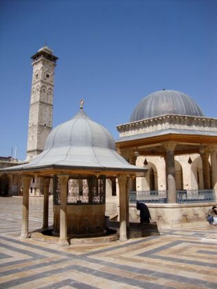 aleppo mosque 2