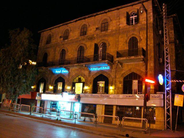 Hotel Baron, Aleppo, Syria