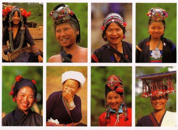 laos ladies