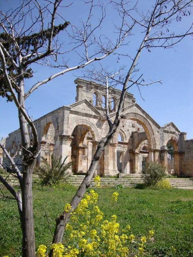 St Simeon's Monastery, Syria