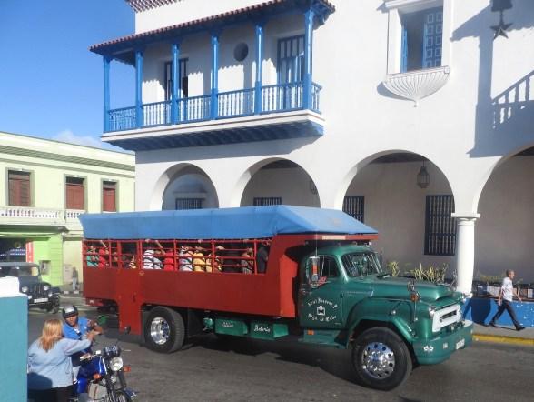 Cuban Bus, Santiago de Cuba