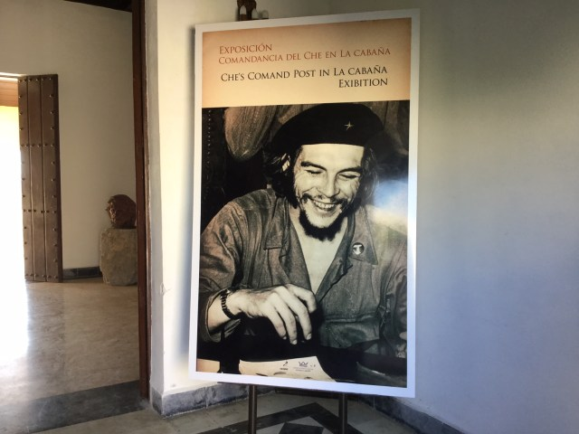 Che Guevara Exhibition Poster, Havana