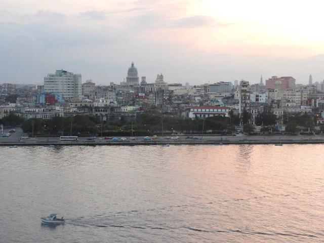 Sunset, Havana, Cuba