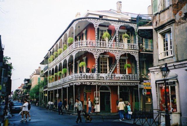 Bourbon Street 1 New Orleans