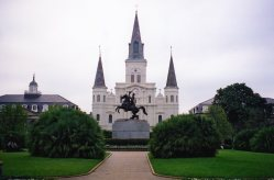 Jackson Park, New Orleans