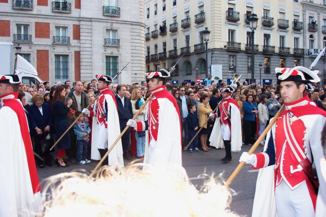 Madrid Easter 2