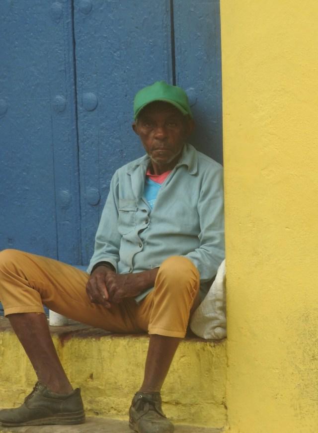 Trinidad de Cuba. January 2017.